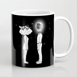 Day Dreamer Meets Night Thinker Coffee Mug