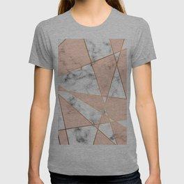 Marble Geometry 050 T-shirt
