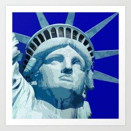 Liberty_2015_0404 Art Print