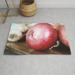 Onions Rug