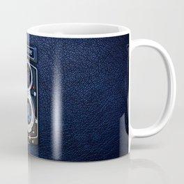 Black Retro Camera Coffee Mug