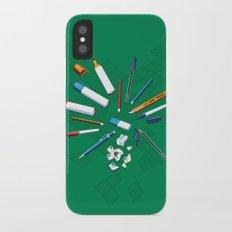 Crafty iPhone X Slim Case