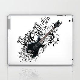 music guitar Laptop & iPad Skin