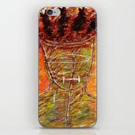 Mental Captivity - Borderline Personality Disorder iPhone Skin