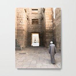 City of the Pharaohs | Luxor, Egypt Metal Print