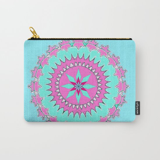 My Mandala Carry-All Pouch