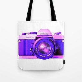 Galaxy Camera Tote Bag