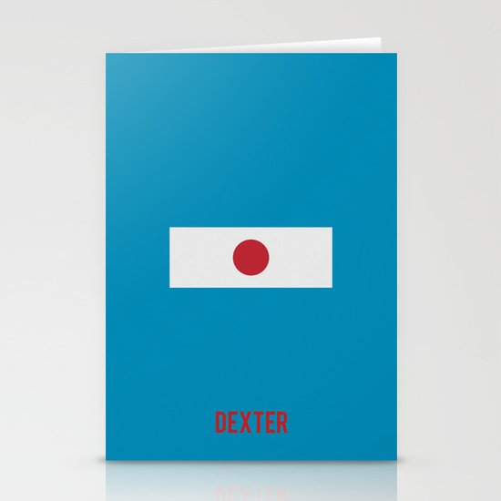 Dexter - Minimalist Stationery Cards