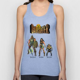 The Darkslayer - The Good, The Bad & the Ugly (Jarla, Farc, Eep) Unisex Tank Top