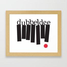 dubbeldee Framed Art Print