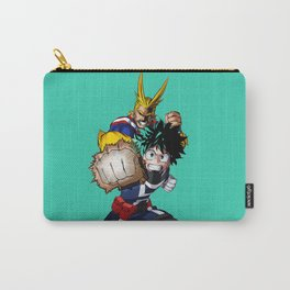 Izuku Midoriya and All Might Great Carry-All Pouch