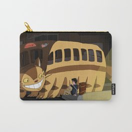 Wrong Bus Carry-All Pouch