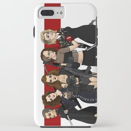Bad Blood Direction iPhone Case