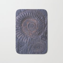 Ancient fossils Bath Mat