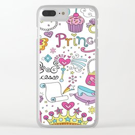 Princess Clear iPhone Case