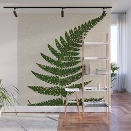 Fern leaf Wall Mural