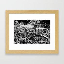 Changing Lanes I Framed Art Print