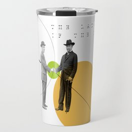 The Language of the Deal Travel Mug