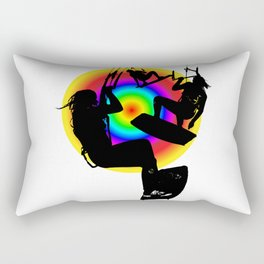 KITERS PARADISE  Rectangular Pillow