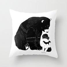 Shelter Throw Pillow