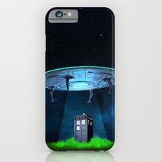 Tardis UFO iPhone 6s Slim Case