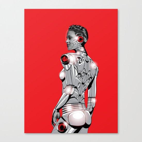 Life On Mars #1 Canvas Print
