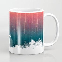 Meteoric rainfall Coffee Mug