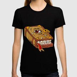 monster book. T-shirt
