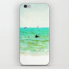 Making Waves iPhone & iPod Skin