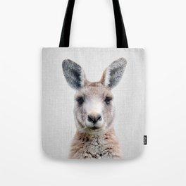 Kangaroo - Colorful Tote Bag