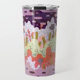Crystal Forest Travel Mug