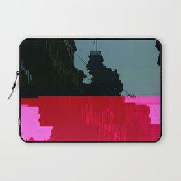 Trieste Glitch 01 Laptop Sleeve