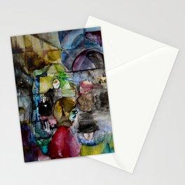 DARK MIRRORS Stationery Cards