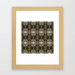 MossCrest Framed Art Print