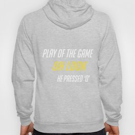 Play of the game q Hoody