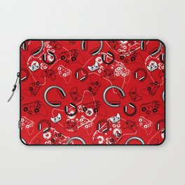 Gamers-Red Laptop Sleeve