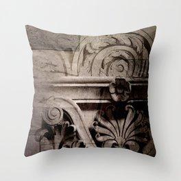 COLUMN Throw Pillow