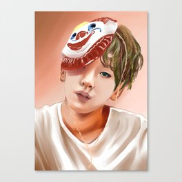 Key (SHINee)  Canvas Print