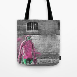 Unseen Monsters of Melbourne - Moose Jaw Mooshabong Tote Bag
