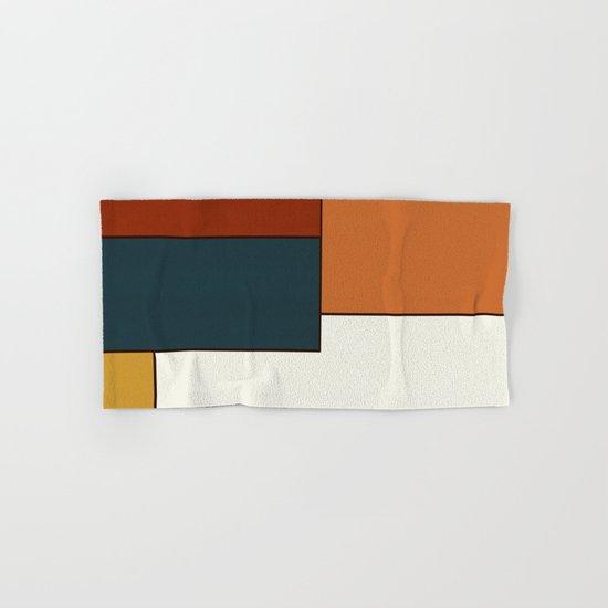 Abstract #190 Hand & Bath Towel