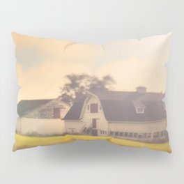 Morning At The Dairy Pillow Sham