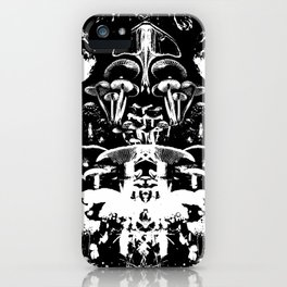 Moonmadness iPhone Case