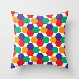 Geometric Shapes 03 Throw Pillow