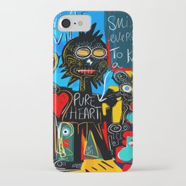 Don't be Evil Street Art Graffiti iPhone Case