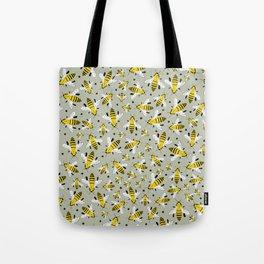 Bee pollinators Tote Bag