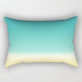 Sea Beach Rectangular Pillow