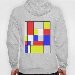 Mondrian #25 Hoody