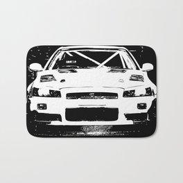 Nissan R34 Skyline GT-R / GT-T Bath Mat