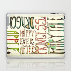 My Happy Ever After Laptop & iPad Skin