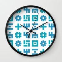 gizmo Wall Clocks featuring gizmo by Smith Reid